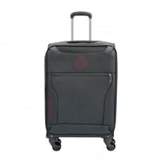 US Polo Hunter Large Soft Luggage - Grey
