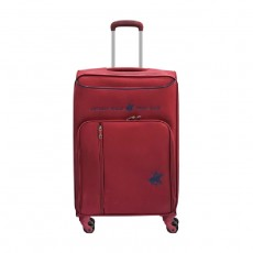 US Polo Gerardo XL Soft Luggage - Red