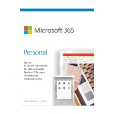 Microsoft Office 365 Personal (WIN/MAC-FPP)