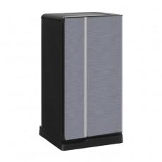 Toshiba Single Door Refrigerator 6.4 CFT (GR-E185GSH) - Silver