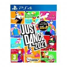 Just Dance 2021 - PS4 Game