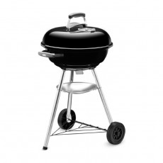 Weber Compact Kettle BBQ Grill 47cm