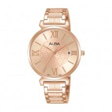 Alba 34mm Analog Ladies Metal Fashion Watch (AG8K68X1)