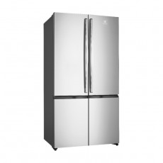 Electrolux 4 Door 21 CFT Refrigerator (EQA6000X) - Stainless Steel