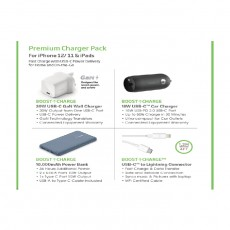 Belkin Premium Charger Pack of 4 for iPhone