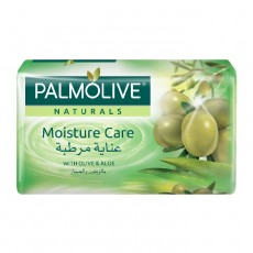 Palmolive Soap Green Aloe & Olive Extract 120g
