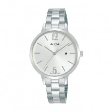 Alba 32mm Analog Ladies Metal Fashion Watch (AH7U17X1)