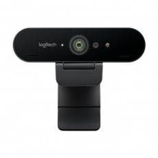 Logitech Ultra 4K HD Webcam (960-001194-BRIO)