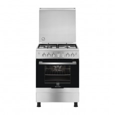 Electrolux 60x60cm Gas Cooker - Stainless Steel (EKG613A1OX)
