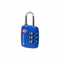 Travel Blue TSA Combination Lock - Blue