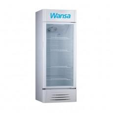 Wansa 14.5 CFT Single Door Beverage Refrigerator - (WUSC-411-NFWTC62)