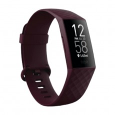 Fitbit Charge 4 NFC Fitness Tracker - Rosewood