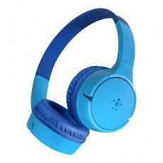 Belkin SoundForm Mini Wireless On-Ear Blue Kids Headphones in Kuwait   Buy Online – Xcite