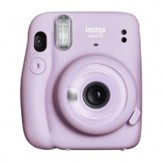 Fujifilm Instax Mini 11 Instant Film Purple Camera in Kuwait | Buy Online – Xcite