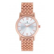 Jean Bellecour 34mm Quartz Analog Unisex Metal Watch - JB1032