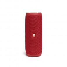 JBL Flip 5 Waterproof Bluetooth Portable Speakers - Red