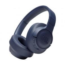 JBL Tune 750BTNC Noise-Canceling Wireless Over-Ear Headphones - Blue