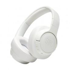 JBL Tune 750BTNC Noise-Canceling Wireless Over-Ear Headphones - White