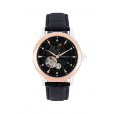 Jean Bellecour Automatic Analog Gents Leather Watch (JBP1902)