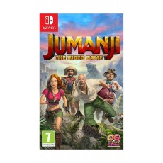 Jumanji The Video Game R2 - Nintendo Switch Game