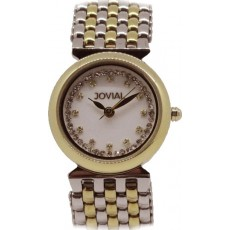 Jovial LT5025 Ladies Watch - Metal Strap