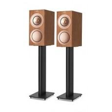 KEF R3 3way Bookshelf Speaker - Wallnut