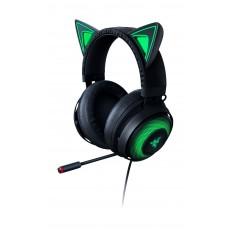 Razer Kraken Kitty Edition Wired Gaming Headphone - Black