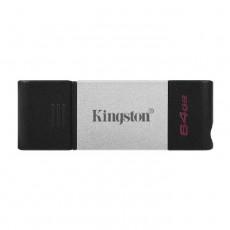 Kingston DataTraveler 80 – 64GB USB-C 3.2 Gen 1 Flash Drive