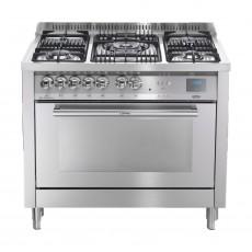 Lofra 100x60 5 Gas Burner and Oven (PG106G2VGT/UÌ)