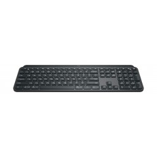 Logitech MX Keys Advanced Wireless Illuminated Keyboard - Graphite