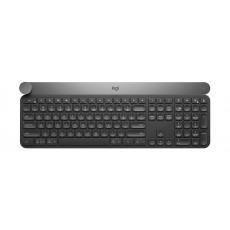 Logitech Craft Wireless Advanced Keyboard with Creative Input Dial - (920-008504)
