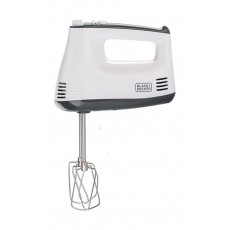 Black + Decker Hand Mixer 300W - White (M350)