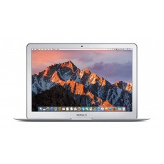 "Apple Macbook Air Intel Core-i5 8GB RAM 128GB SSD 13.3"" (2017) 8th Generation (MQD32AB/A) - Silver English/Arabic Keyboard"