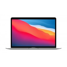"Apple MacBook Air M1 8GB RAM 256GB SSD 13.3"" Laptop (AIR-MGN93ZPA) - Silver"