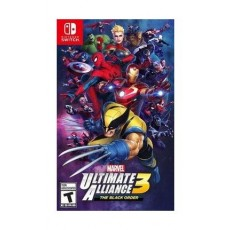 Marvel Ultimate Alliance 3: The Black Order NTSC - Nintendo Switch Game