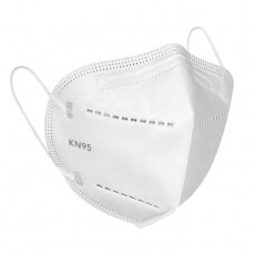 Aoxing KN95 Single Use Protective Mask - 10Pcs