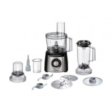 Bosch 800W Food Processor (MCM3501MGB) – Black / Silver