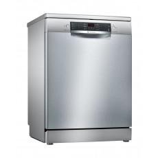 Bosch Series4 6 Programs Free-standing Dishwasher (SMS46NI10M) - Silver Inox
