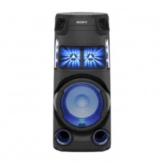 Sony DVD, Bluetooth & USB Portable Party Speaker With Lights – (V43D)