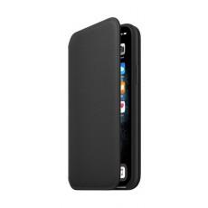 Apple iPhone 11 Pro Leather Folio Case - Black 2