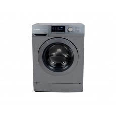 Panasonic 8KG Front Load 12 Programs Front Load Washer (NA-128XB1LAS) - Silver