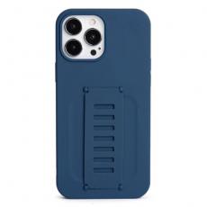 Grip2u Apple iPhone 13 Pro Max Silicone Case - Navy