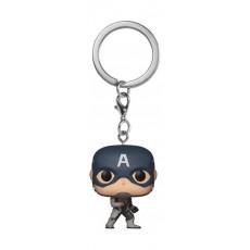 Funko Pop Keychain: Avengers End Game Captain America