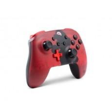 Nintendo Power-A Enhanced Wireless Controller for Nintendo Switch - Mario Silhouette