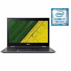 Acer Spin 5 Core i7 16GB RAM 1TB HDD + 256 SSD 4GB 15.6 inch Convertible Laptop - Silver