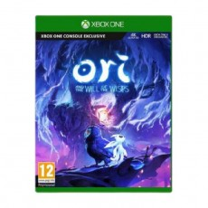 One Ori and The will of The Wisps - Xbox One Game