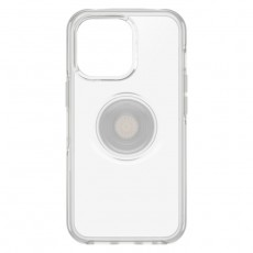 Otterbox Otter Pop Symmetry Antimicrobial Case for iPhone 13 Pro Max - Clear
