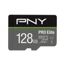 PNY PRO Elite MicroSD Card 128GB