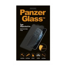 Panzer Glass iPhone 11 Pro Case Friendly Privacy Screen Protector (P2664) - Black