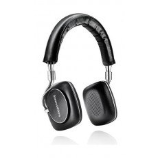 B&W Wireless Bluetooth On Ear Headset (P5) – Black